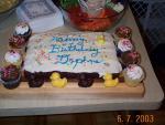 Daphne's First Birthday